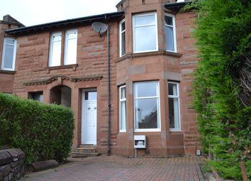 Thumbnail 1 bed flat for sale in Holytown Road, Bellshill