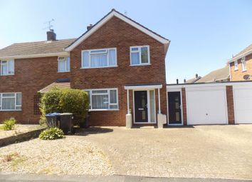 Thumbnail 3 bed semi-detached house for sale in Parsons Way, Royal Wootton Bassett, Swindon