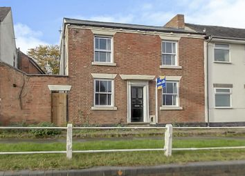 Thumbnail 3 bed semi-detached house for sale in Packington Hill, Kegworth, Derby