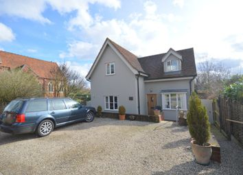 Thumbnail 2 bedroom detached house to rent in Stoke Road, Nayland, Colchester