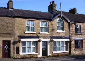 Thumbnail 4 bed terraced house for sale in Buxton Road, Furness Vale, High Peak