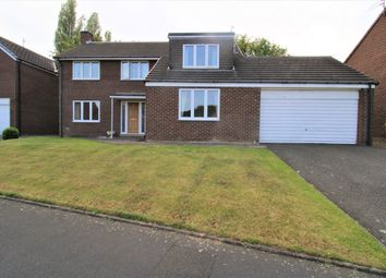 5 bed detached house for sale in Longdean Park, Chester Le Street DH3