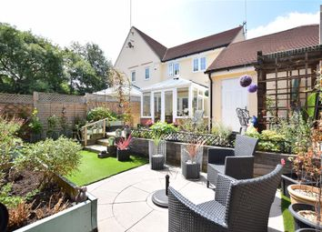 Thumbnail 3 bed semi-detached house for sale in Ashurst Way, East Grinstead, West Sussex
