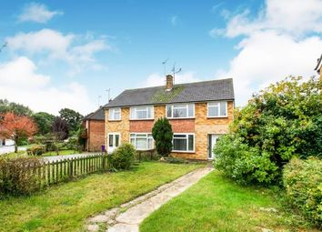 Thumbnail 3 bed semi-detached house for sale in Aston Rise, Hitchin, Herts, England