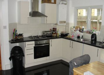 Thumbnail 3 bed flat to rent in Helix Road, London