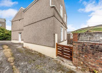 Thumbnail 2 bed property to rent in Barnardo Street, Nantyffyllon, Maesteg