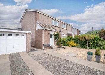 Thumbnail 3 bed semi-detached house for sale in Lothian Crescent, Causewayhead, Stirling, Scotland