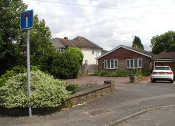 Thumbnail 2 bed detached bungalow for sale in Ware Road, Hoddesdon
