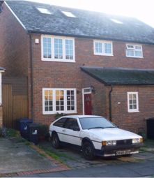Thumbnail 3 bed semi-detached house to rent in Bishops Road, London