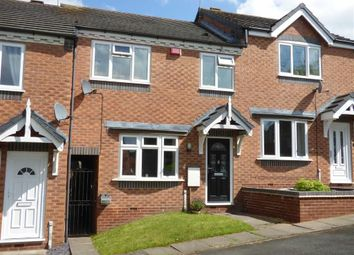 Thumbnail 3 bed terraced house for sale in Hodson Way, Cannock, Staffordshire