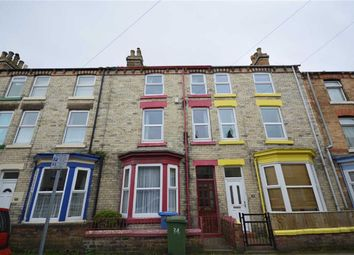 Thumbnail 3 bed terraced house to rent in Commercial Street, Scarborough