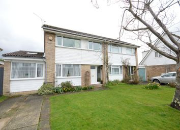 Thumbnail 3 bed semi-detached house to rent in Springdale, Earley, Reading