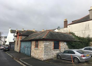 Thumbnail Commercial property for sale in Camden Street Depot, Plymouth, Devon