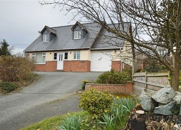 Thumbnail 3 bed bungalow for sale in Nyth Y Dryw, Sarn, Newtown, Powys