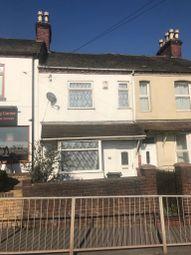 3 bed terraced house for sale in Bucknall New Road, Northwood, Stoke-On-Trent ST1