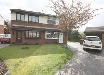 Thumbnail 3 bedroom semi-detached house for sale in Brent Close, Bradley Fold, Radcliffe