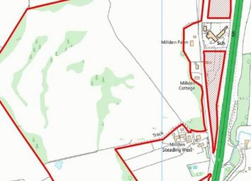 Thumbnail Land for sale in Land At Former Aberdeenshire Golf Centre, Millden, Balmedie