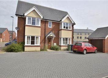 Thumbnail 3 bed detached house to rent in Westonbirt Close, Brockworth, Gloucester