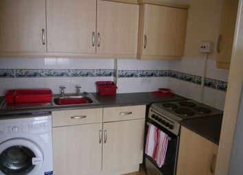 Thumbnail 1 bed flat to rent in Cumberland Close, Bircotes, Doncaster