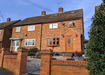4 bed semi-detached house for sale in Hall Farm Close, Benfleet, Essex SS7