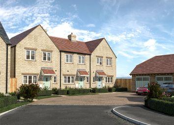 Plot 4, Deanfield View, Castle Street, Marsh Gibbon, Buckinghamshire OX27. 3 bed terraced house for sale