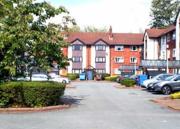 Thumbnail 2 bedroom flat for sale in Knights Court, Canterbury Gardens, Salford