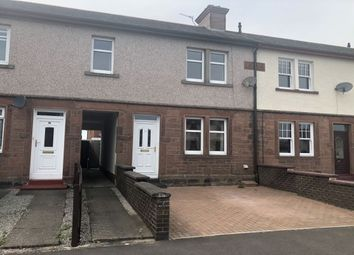 Thumbnail 3 bed terraced house to rent in Croft Terrace, Lochmaben, Lockerbie