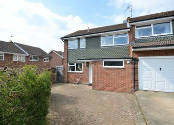 Thumbnail 3 bed semi-detached house for sale in Benwells, Chinnor