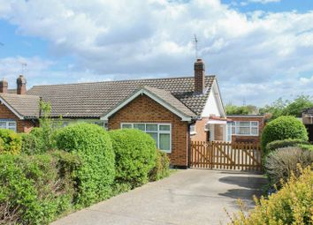 Thumbnail 2 bed semi-detached bungalow for sale in Windsor Gardens, Runwell, Wickford