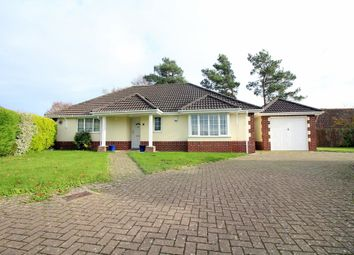 Thumbnail 3 bed detached bungalow for sale in St. Martins Road, Upton, Poole