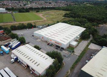 Thumbnail Light industrial for sale in Daniels Way, Hucknall, Nottingham