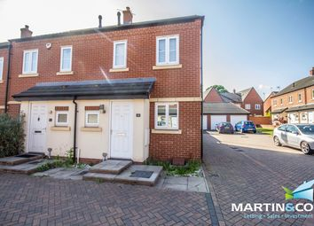 2 bed end terrace house to rent in Nightingale Close, Edgbaston B15