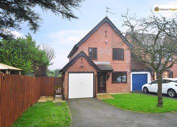 3 bed link-detached house for sale in Juniper Close, Meir Park ST3