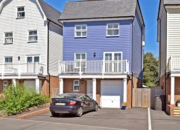 Thumbnail 4 bed town house for sale in Carmelite Road, Aylesford, Kent