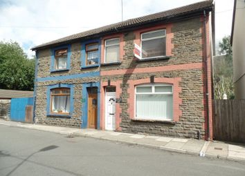 Thumbnail 3 bed semi-detached house for sale in Glantaff Road, Troedyrhiw, Merthyr Tydfil