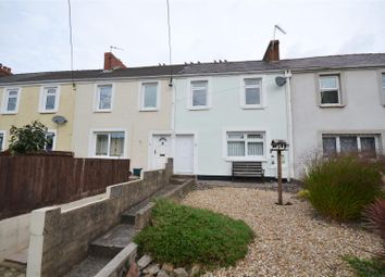 Thumbnail 3 bed cottage for sale in Green Terrace, Hubberston, Milford Haven