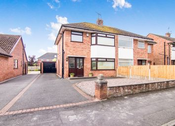 Thumbnail 3 bed detached house for sale in Chantrell Road, West Kirby, Wirral