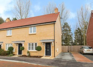 Thumbnail 2 bed end terrace house for sale in Harding Way, Marcham, Abingdon