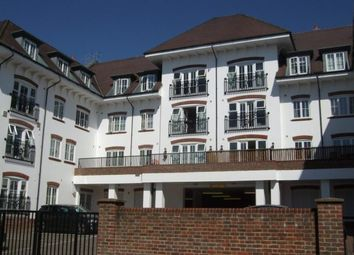 Thumbnail 1 bedroom flat to rent in Woodcote House, Updown Hill, Haywards Heath