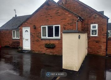 Thumbnail 1 bed bungalow to rent in Grange Court, Egginton, Derbyshire