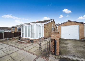 Thumbnail 2 bed semi-detached bungalow for sale in Hollybank Avenue, Upper Cumberworth, Huddersfield