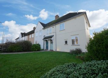 Thumbnail 2 bedroom end terrace house for sale in Station Road, Wallingford