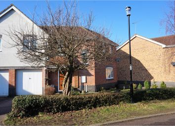 Thumbnail 3 bedroom semi-detached house for sale in Burnt House Close, Haverhill