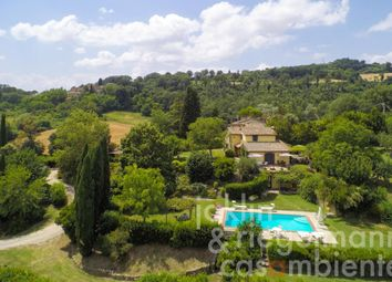 Thumbnail 5 bed farmhouse for sale in Italy, Umbria, Perugia, Todi.