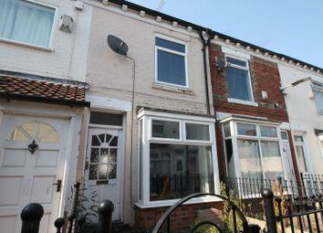 Thumbnail 2 bed terraced house for sale in Churchill Avenue, De La Pole Avenue, Hull