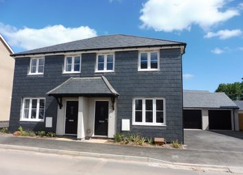 Thumbnail 3 bedroom detached house for sale in Wall Park Road, Brixham