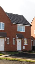 Thumbnail 2 bed property to rent in Crump Way, Evesham, Worcestershire