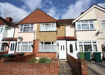 Thumbnail 2 bed terraced house for sale in Sydney Crescent, Ashford, Surrey