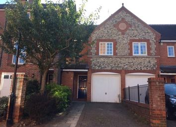 Thumbnail 3 bed terraced house to rent in Barley Way, Marlow, Buckinghamshire