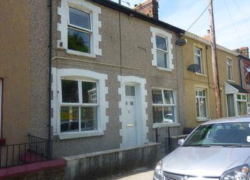 Thumbnail 2 bed terraced house to rent in Tymeinwr Avenue, Blaengarw, Bridgend